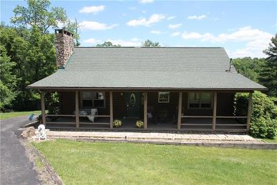 Single Family Home For Sale: 932 Georges Station Road
