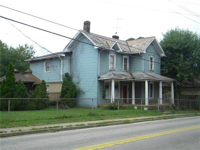 Single Family Home For Sale: 412 S Center Ave