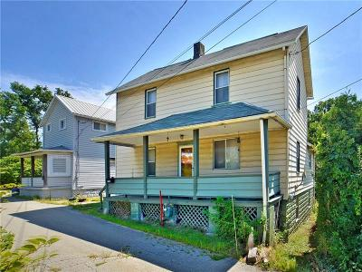 Single Family Home For Sale: 1705 Franklin St