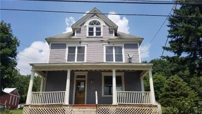 Somerset/Cambria County Single Family Home For Sale: 656 Listie Road