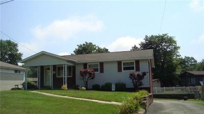 Westmoreland County Single Family Home Active Under Contract: 13211 St. Clair
