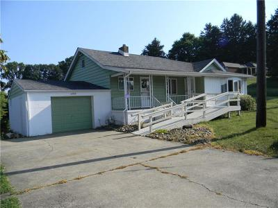 Westmoreland County Single Family Home For Sale: 13449 Ridge Rd