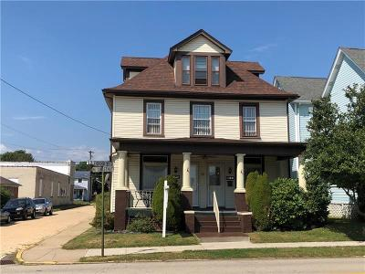 Scottdale PA Single Family Home For Sale: $138,500