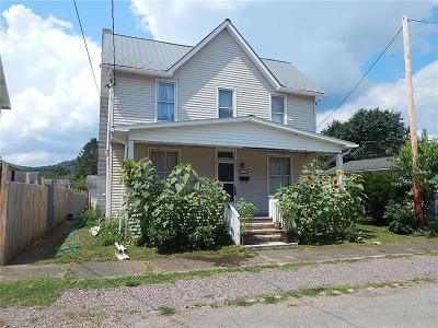 Somerset/Cambria County Single Family Home For Sale: 512 Sterner Street