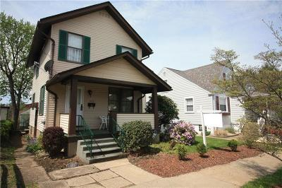 City Of Greensburg PA Single Family Home For Sale: $119,000