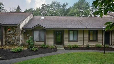 Somerset/Cambria County Condo/Townhouse Active Under Contract: 1551 Snowfield Drive