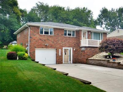 Westmoreland County Single Family Home Active Under Contract: 1778 Diane Merle Dr