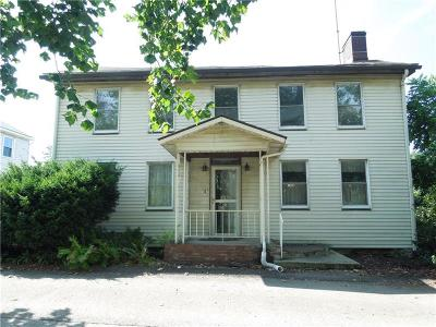Single Family Home For Sale: 32 S Railroad Street