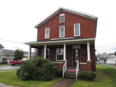 Somerset/Cambria County Single Family Home For Sale: 601 23rd Street