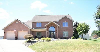 Single Family Home For Sale: 630 Oakhurst Drive