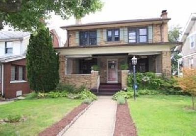 Single Family Home For Sale: 2851 Glenmore Ave