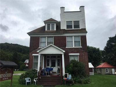 Somerset/Cambria County Single Family Home For Sale: 511 Walker St