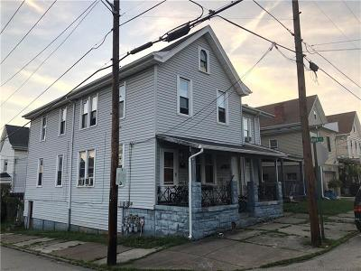 City Of Greensburg PA Multi Family Home For Sale: $120,000
