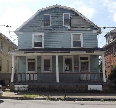 Somerset/Cambria County Single Family Home For Sale: 202-204 McMillen