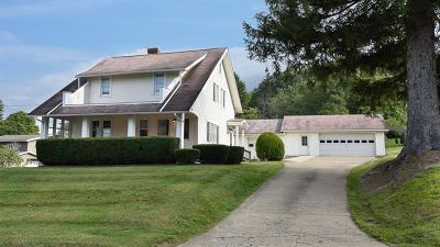 Somerset/Cambria County Single Family Home For Sale: 880 W Main St