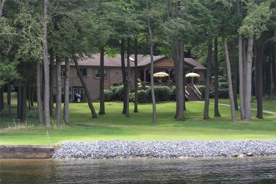 Indian Lake Boro Single Family Home Active Under Contract: 211 Point Circle