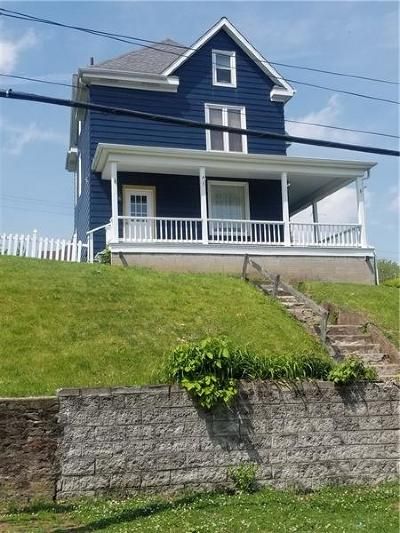 Single Family Home For Sale: 4 Foster Ave
