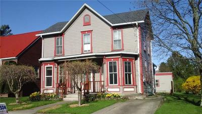 Single Family Home For Sale: 505 S Center Ave