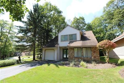 Hidden Valley Single Family Home For Sale: 1753 Greenfield Drive
