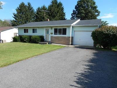 Rockwood Boro Single Family Home For Sale: 442 Somerset Ave