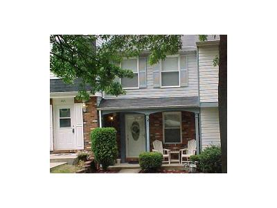 South Fayette PA Townhouse Sold: $108,000