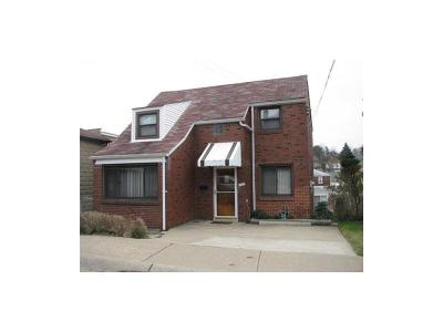 Brentwood PA Single Family Home Sold: $40,000