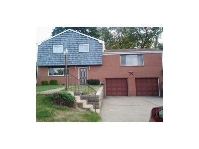 Whitehall PA Single Family Home Sold: $127,000