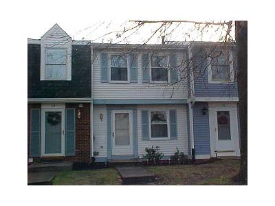 South Fayette PA Townhouse Sold: $104,900