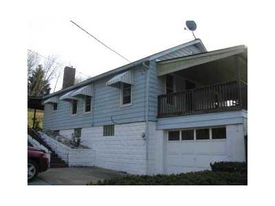 West Mifflin PA Single Family Home Sold: $107,900