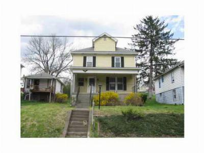 Canton Twp PA Single Family Home Sold: $41,400