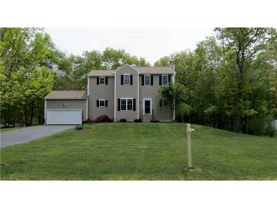 Hopkinton RI Single Family Home Sold: $319,900