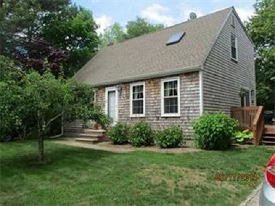 Charlestown RI Single Family Home Sold: $289,000