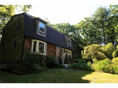 Richmond RI Single Family Home Sold: $249,900