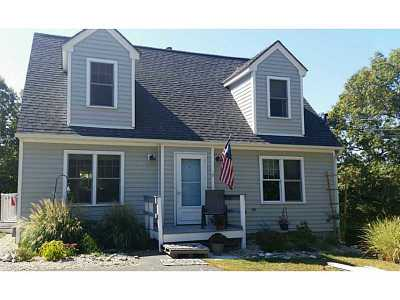 Warwick RI Single Family Home Sold: $249,000