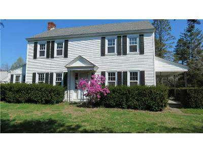 Richmond RI Single Family Home Sold: $279,000