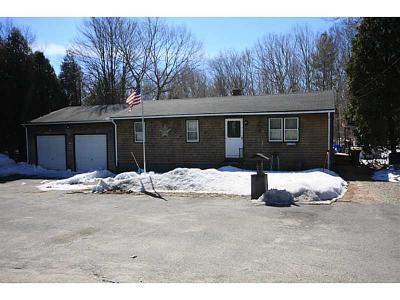 Burrillville Single Family Home For Sale: 298 Buck Hill Rd