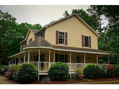 Hopkinton RI Single Family Home Sold: $270,000