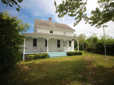 Block Island Single Family Home For Sale: 525 Connecticut Av
