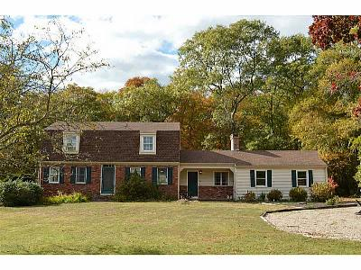Hopkinton RI Single Family Home Sold: $292,000
