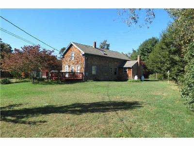 Hopkinton RI Multi Family Home Sold: $249,900