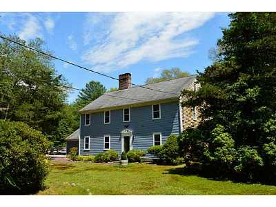 Charlestown RI Single Family Home Sold: $375,000