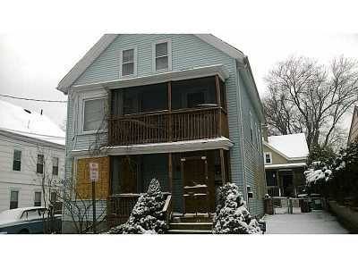 Woonsocket Multi Family Home For Sale: 69 Summit St