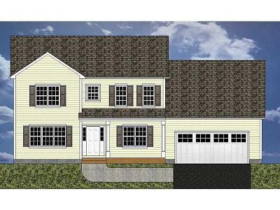 West Greenwich Single Family Home For Sale: 905 - Lot 1 Hopkins Hill Rd