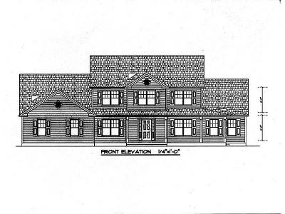 West Greenwich Single Family Home Act Und Contract: 0 Bentley Farm Rd
