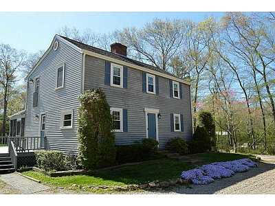 Richmond RI Single Family Home Sold: $325,000