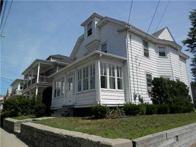 Cranston RI Single Family Home Sold: $219,000