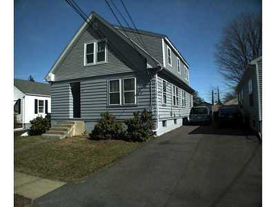 Providence RI Multi Family Home Sold: $172,000