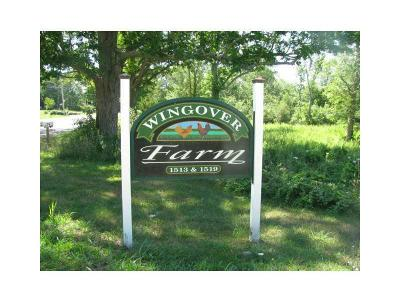 Tiverton Single Family Home Act Und Contract: 1519 Crandall Rd