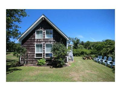Block Island Single Family Home For Sale: 168 Old Town Rd