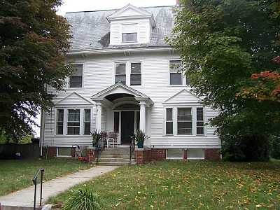 Woonsocket RI Single Family Home Sold: $119,000
